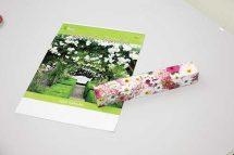 ギフト用化粧箱(花)表紙