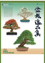 盆栽逸品集表紙