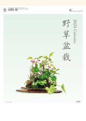 野草盆栽表紙